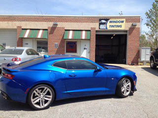 Carbon Ceramic Window Tint Woodstock Ga Window Tinting